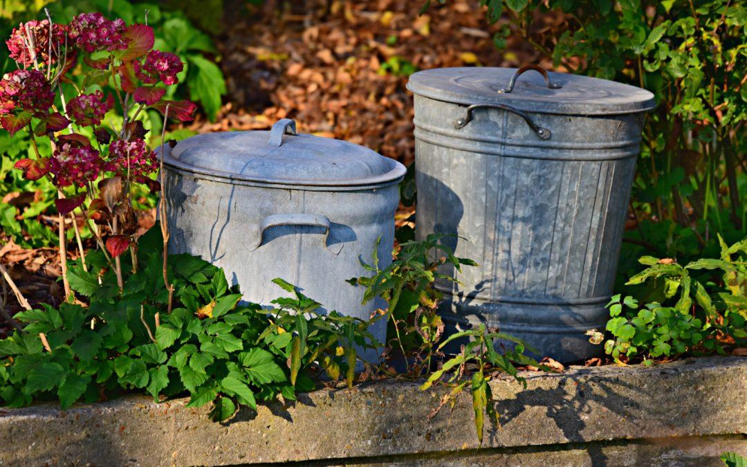 Le sujet tabou du Feng Shui: où déposez les poubelles?